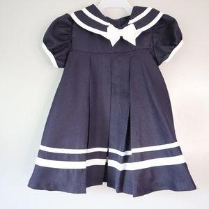 Other - Navy Blue Sailor Dress